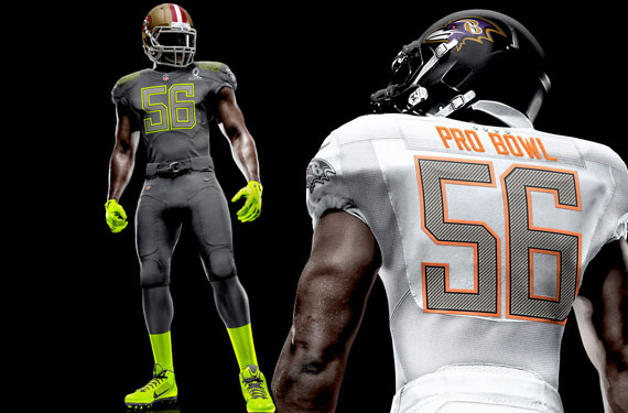 2014 NFL Pro Bowl Jerseys Unleashed Upon Unsuspecting Masses