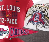 St Louis Cardinals 2013 World Series Phantom Champions