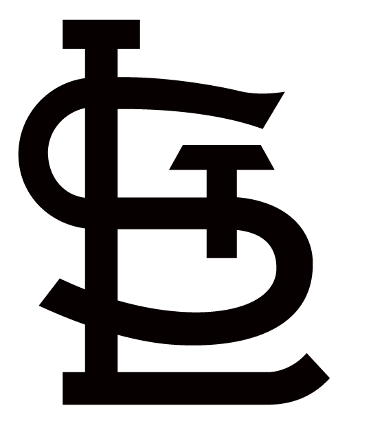 St Louis Cardinals Logo Pumpkin Stencil  Chris Creamer's SportsLogos