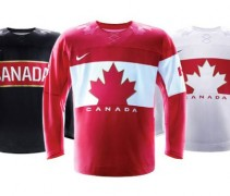 Team Canada Officially Unveils Jersey