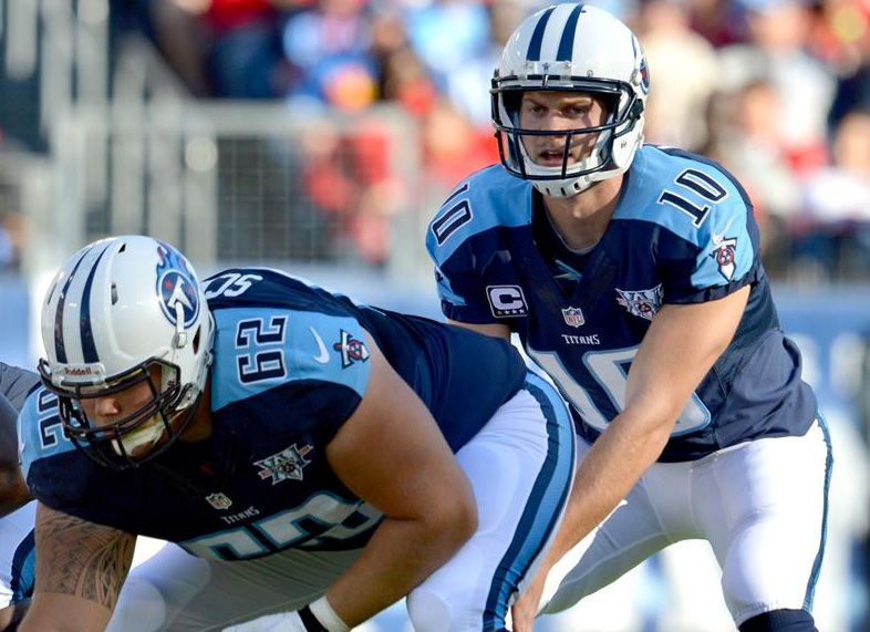 Tennessee Titans Are Considering Uniform Changes In The Future Sportslogos Net News
