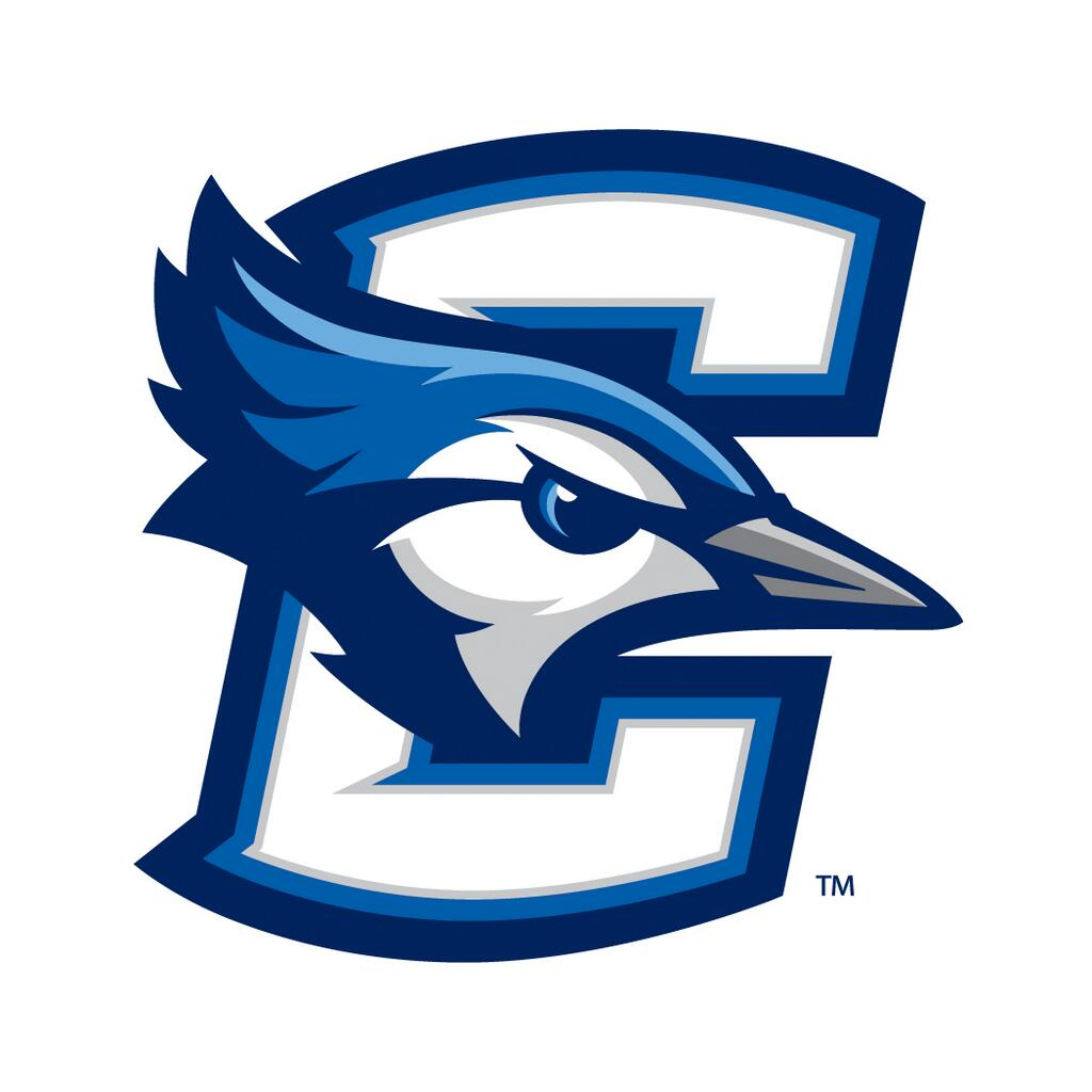 Creighton New Logo Basketball Court Design Ncaa College Big East Blue Jays C