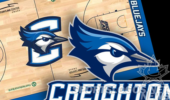Creighton Celebrates Move To Big East with New Logos and Court Design
