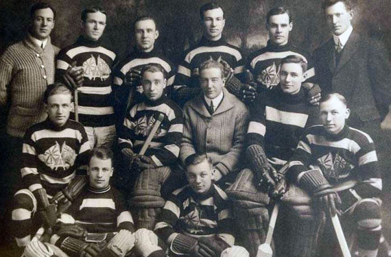 Sens, Canucks Will Honour 1915 Stanley Cup in Heritage Classic