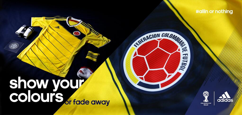Colombia Soccer Team Logo