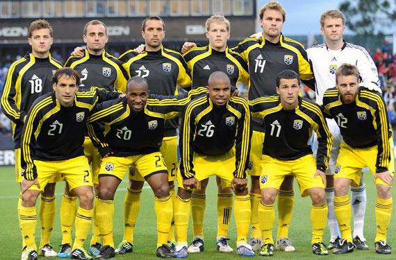 Columbus Crew MLS