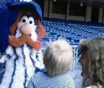Dandy NY Yankees Mascot