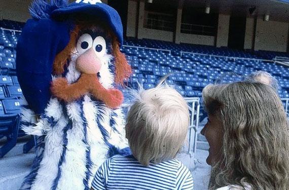 """""""Dandy"""", The Forgotten NY Yankees Mascot"""