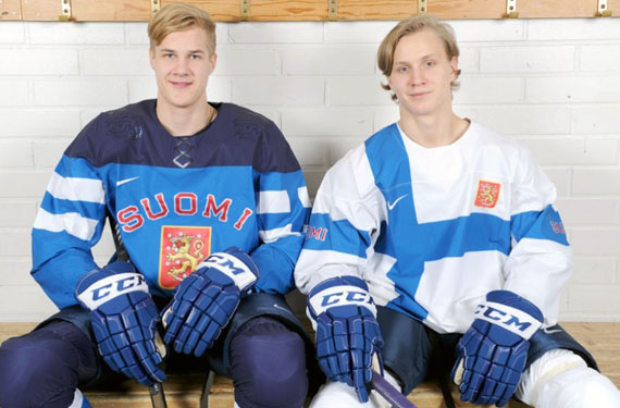 Finland Channels History, Flag for Nike Olympic Jerseys