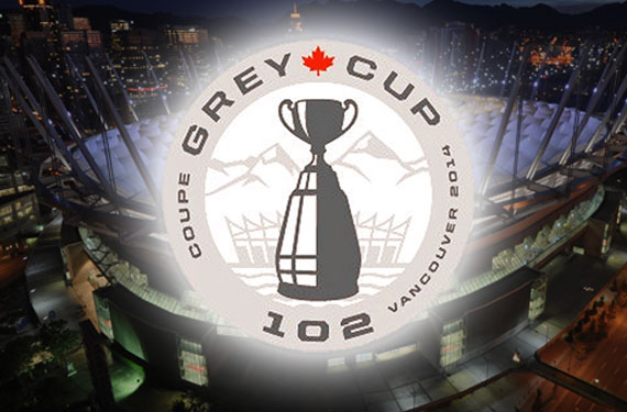 Move over Super Bowl, CFL standardizes Grey Cup Logo