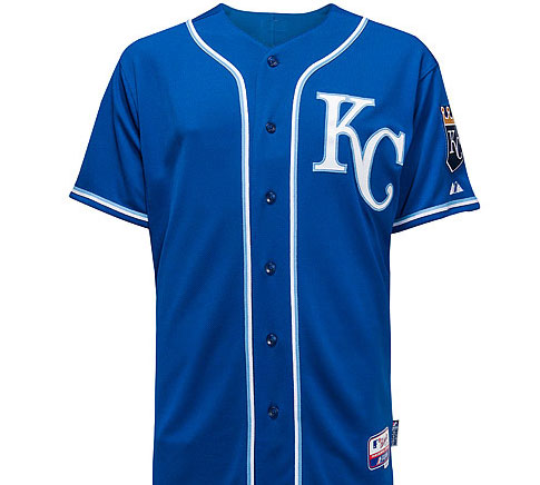 KC Royals New Alternate Jersey