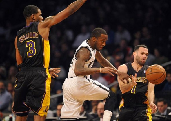 Lakers Hollywood Nights Black Uniform 4