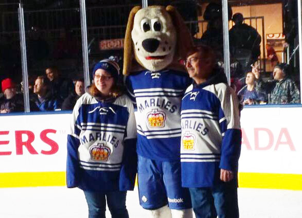 Marlies Outdoor Jersey Unveiled