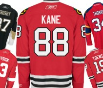 NHL Top Jerseys