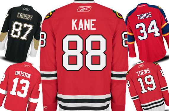 Red Dominates Top Selling NHL Jerseys in October  c20855d433c