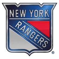 New York Rangers Chrome