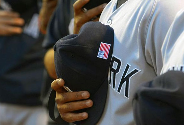 New York Yankees September 11 2013 Cap