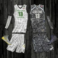 Oregon Ducks, Georgetown Hoyas