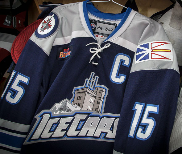 St Johns Ice Caps New Alternate
