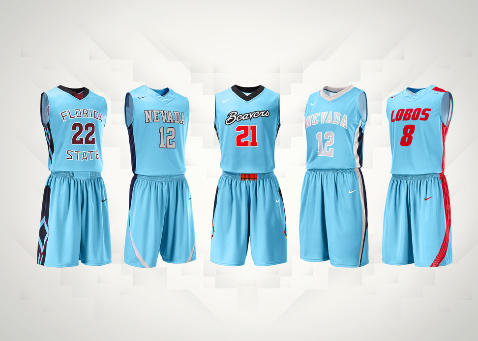Nike N7 Initiative Unveils Turquoise Basketball Uniforms