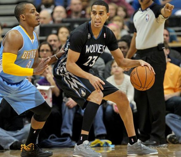 Twolves Sleeved Lights Out Uniforms 2
