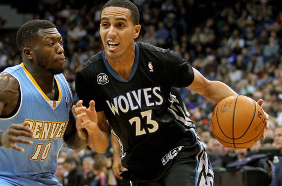T-Wolves Unveil, Wear New Sleeved Black Uniforms