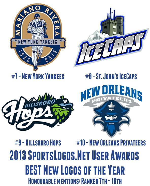 2013 Best Logos 7-10