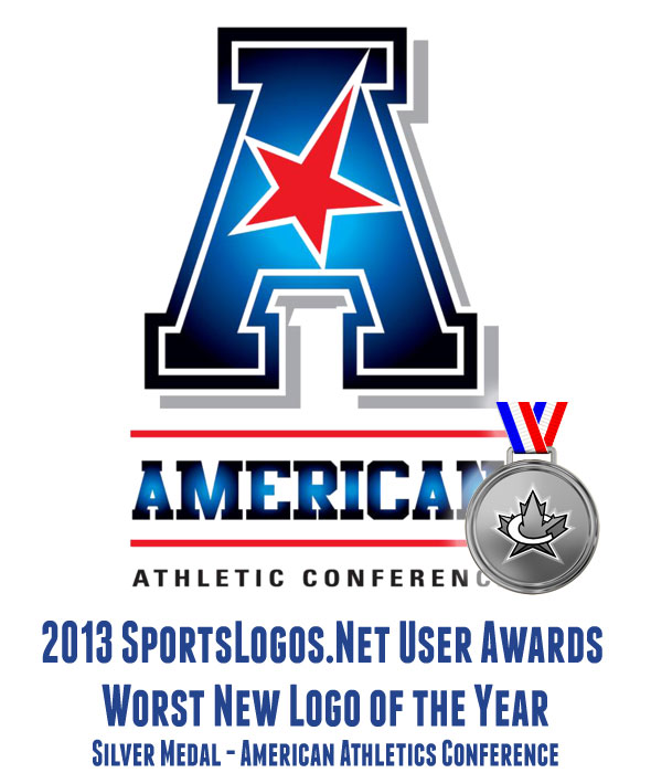 2013 Worst Logo SILVER - American Athletics Conference