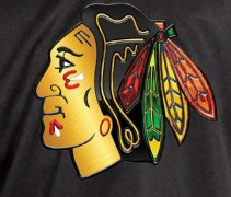 Blackhawks Chrome Logo