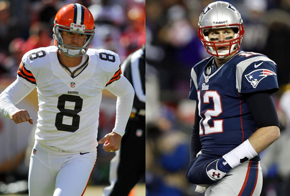 Browns Patriots Dec 8 2013
