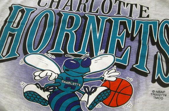 Charlotte Hornets TShirt