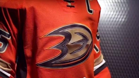 Ducks Jersey Crest