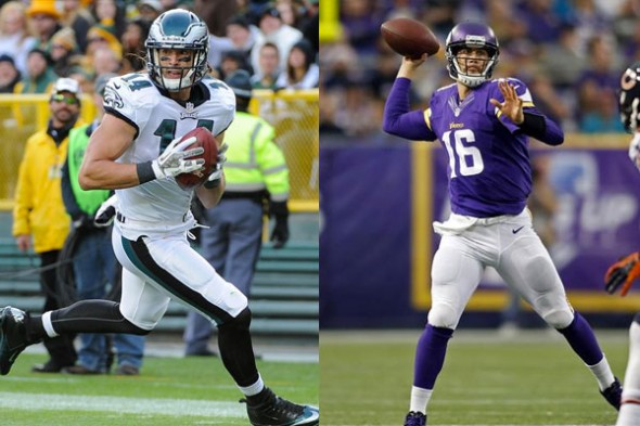 Eagles Vikings