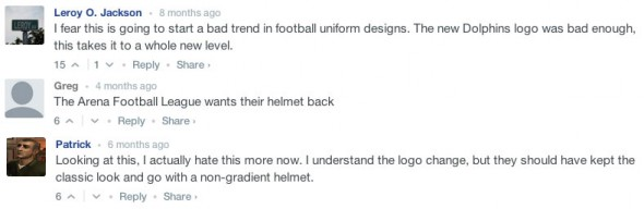 Jacksonville Jaguars Comments