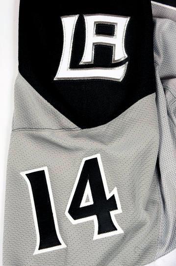Kings Angled Sleeve Number
