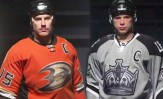 Kings Ducks Stadium Series Jerseys