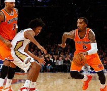 Knicks Orange Uniform