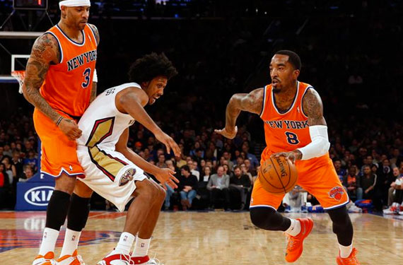 Knicks 0-6 in Orange, Can Stop Wearing New Unis Anytime