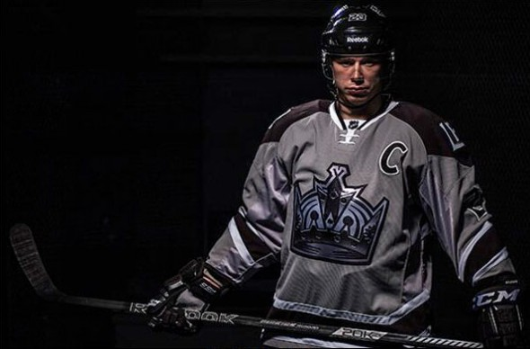 LA Kings Stadium Series Jersey 2014