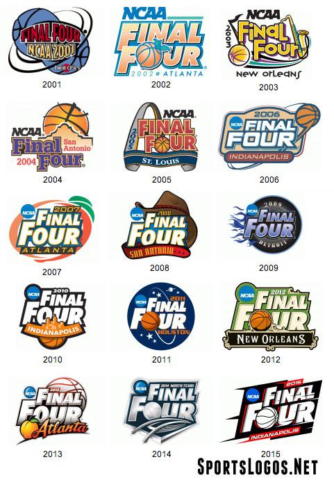 NCAA Unveils 2015 Final Four Logo | Chris Creamer's SportsLogos.Net News and Blog : New Logos ...