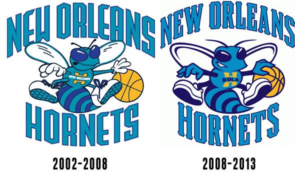 New Orleans Hornets 2002-2013