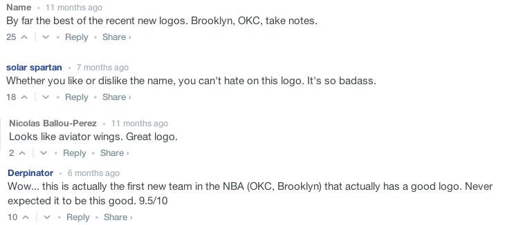 New Orleans Pelicans Logo Comments