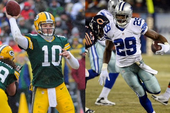 Packers Cowboys