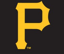 Pittsburgh Pirates New Primary Logo 2014