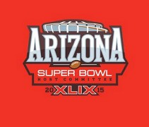 Super Bowl XLIX Host Committee Logo
