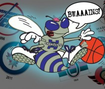 Zombie Charlotte Hornets