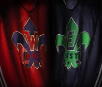 2014 NBA All-Star Game Jerseys Officially Unveiled