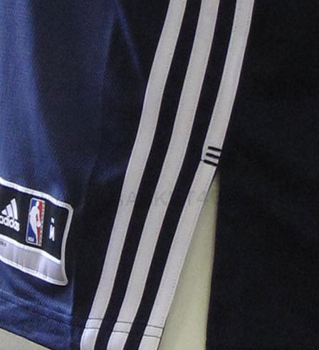 Adidas Stripes NBA All-Star Jersey