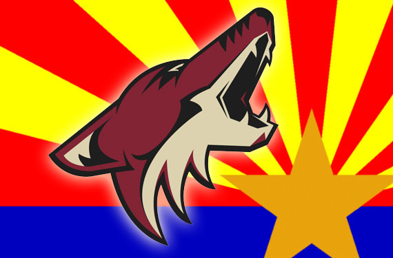 Phoenix Coyotes Announce Name Change for 2014-15 Season