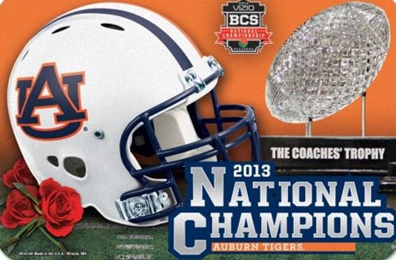 Auburn Tigers 2013 National Champions